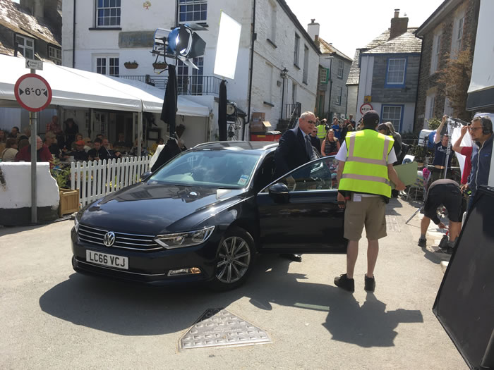 Take a Doc Martin Tour with Viv Robinson, registered blue badge guide