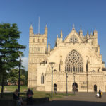 guided walks in exeter, devon with viv robinson registered blue badge tour guide