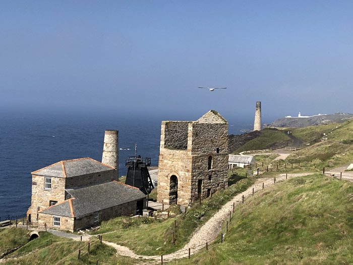 Guided walks and tours in cornwall with Viv Robinson